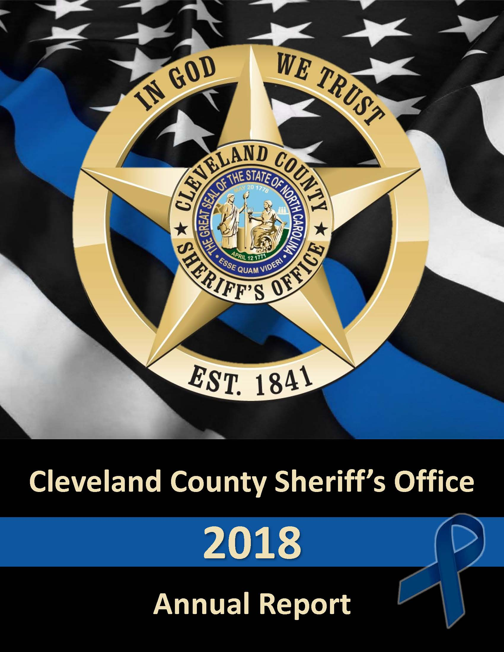 Cleveland County Sheriff - Home